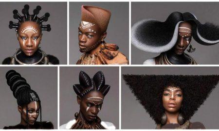 مدل مو های خاص و متفاوت لیزا فارال با کلاه گیس های طبیعی9