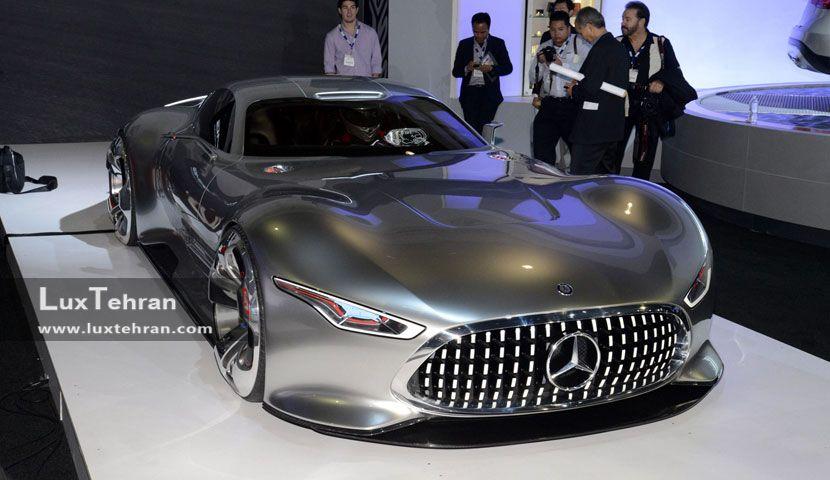 خودرو لاکچری هایپرکار مرسدس ، چالشی بزرگ برای مهندسان مرسدس