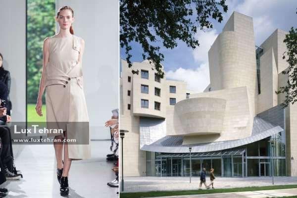 معماری در صنعت مد