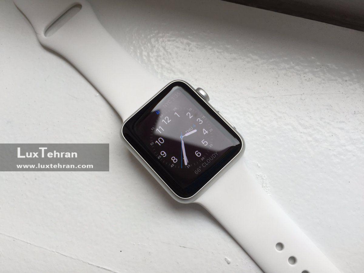 ساعت مچی مردانه هوشمند برند اپل