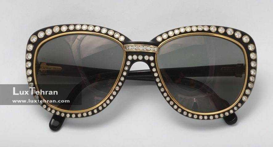گرانترین عینک آفتابی ؛ مارک کارتیر