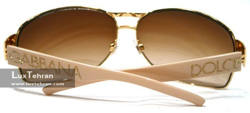 گرلنترین عینک آفتابی از برند دولچه گابانا