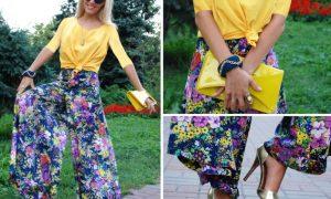 چی بپوشیم : در روز های گرم تابستان شیک پوش باشیم / مناسب ترین ست های لباس تابستانی
