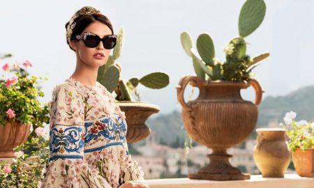 عینک آفتابی زنانه : عجیب ترین و جذاب ترین عینک های آفتابی از مشهورترین برندها !