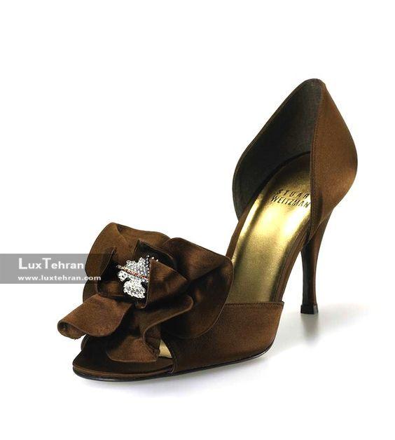 کفش پاشنه بلند ریتا هیروث کاری از استوارت ویتزمن- 3 میلیون دلار