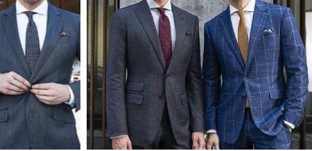 چی بپوشیم : راهنمای انتخاب کت و شلوار مردانه مناسب / چگونه کت و شلوار مناسب انتخاب کنیم ؟