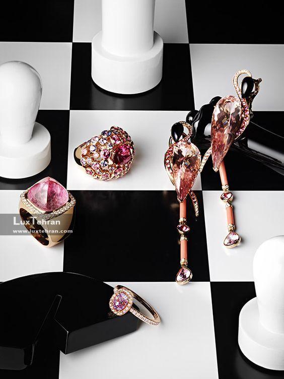 تاریخچه برند جواهرات و زیورآلات سواروسکی + تصاویر جواهرات و کریستال های سواروفسکی 6