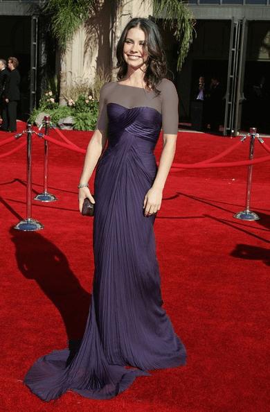 اوانجلین لیلی (Evangeline Lilly)، طراح لباس ورساچه، 2006
