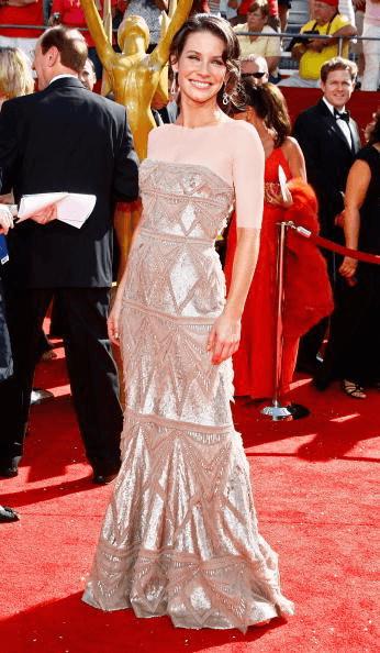 اوانجلین لیلی (Evangeline Lily)، طراح لباس ایلی صعب، 2008