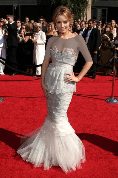 بکی نیوتون (Becki Newton)، طراح لباس جی. مندل، 2007