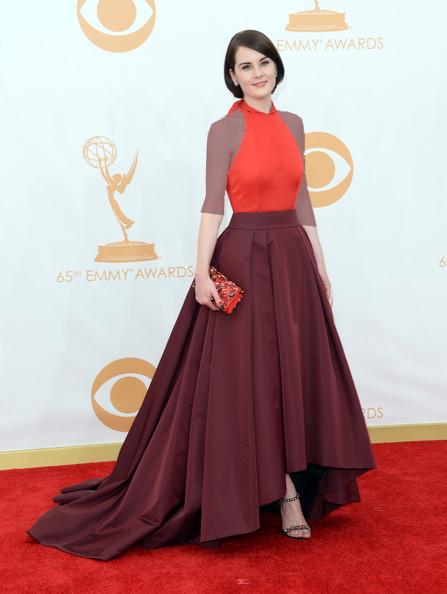 میشل داکری (Michelle Dockery)، طراح لباس پرادا، 2013