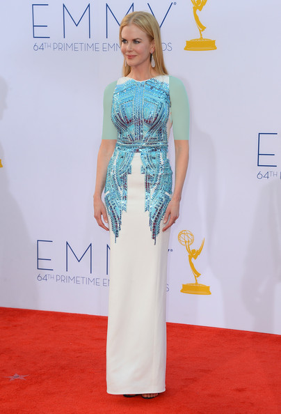 نیکول کیدمن (Nicole Kidman)، طراح لباس آنتونیو براردی، 2012