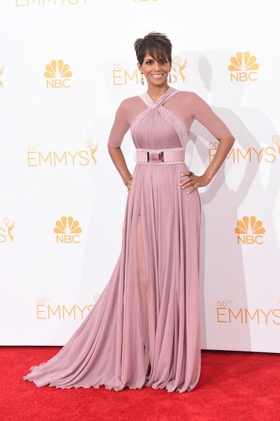 هال بری(Halle Berry )، طراح لباس ایلی صعب، 2014