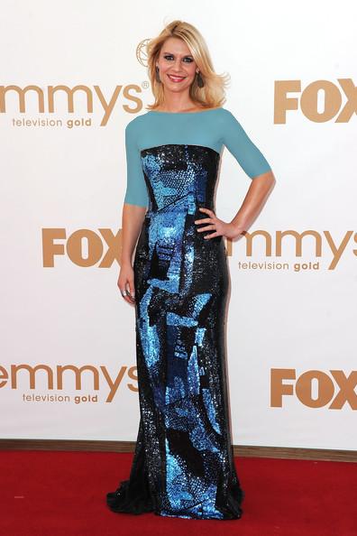 کلیر دانس (Claire Danes)، طراح لباس اسکار دلا رنتا، 2011