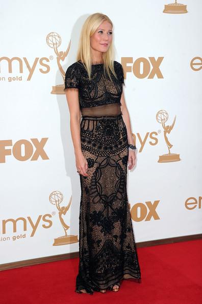 گوئینت پالترو (Gwyneth Paltrow)، طراح لباس امیلیو پوچی، 2011