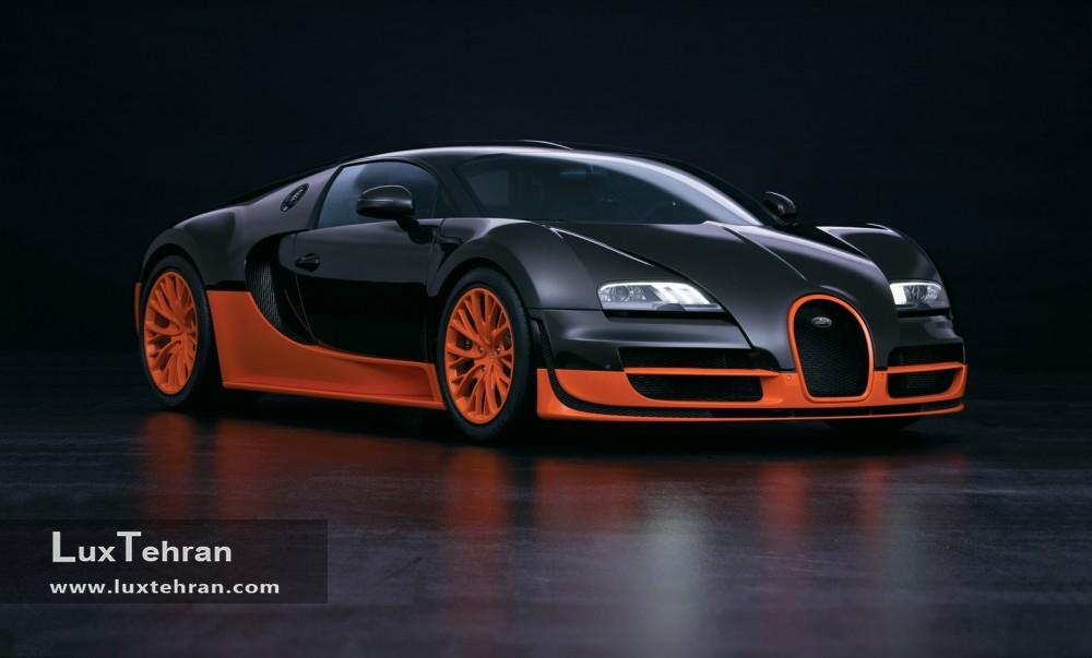 همه چیز درباره بوگاتی ؛ گرانترین خودروی لاکچری دنیا 2