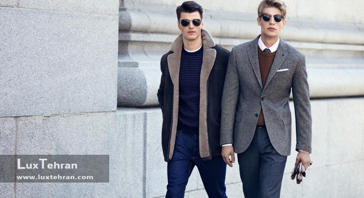 لباس مردانه برند منگو