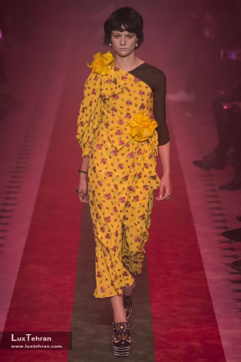 عکس مدل لباس گلدار