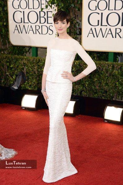 آن هاتاوی ( Anne Hathaway) لوکس تهران برند شانل کوکو شانل عطر شانل