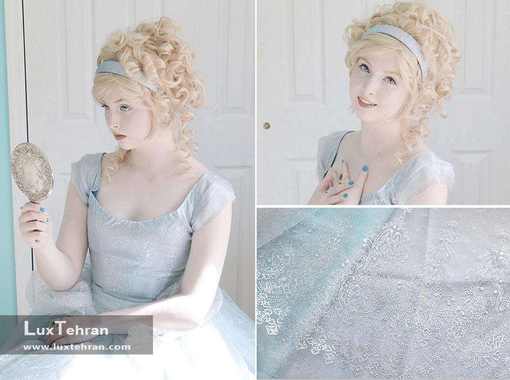 لباس های پرنسسی