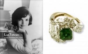 گرانترین حلقه های ازدواج در دستان سلبریتی ها ، از الیزابت تیلور تا کاترین زتاجونز
