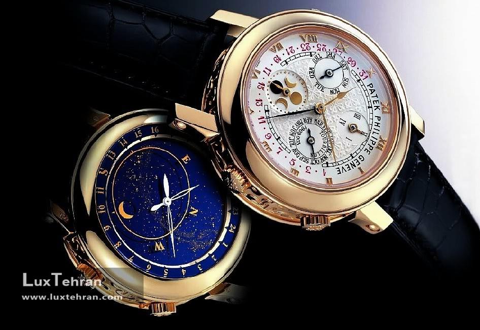گرانقیمت ترین ساعت مچی های مردانه و زنانه