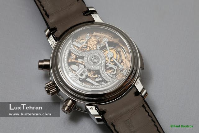 گرانترین ساعت مچی برند Blancpain