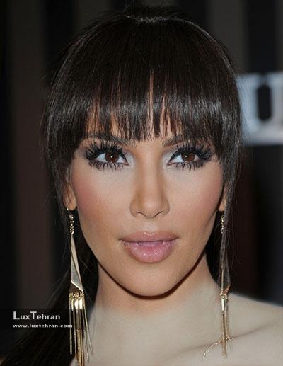 گوشواره کیم کارداشیان Kim Kardashian