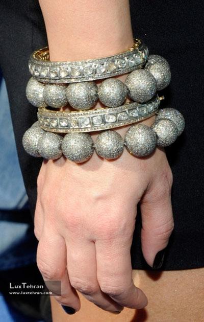 جواهرات کیم کارداشیان Kim Kardashian
