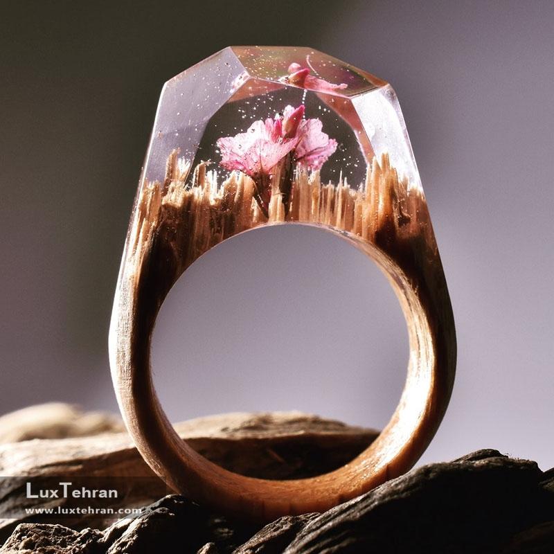 """جهانی کوچک در دل انگشترهای چوبی """" سکرت وود """" Secret Wood"""