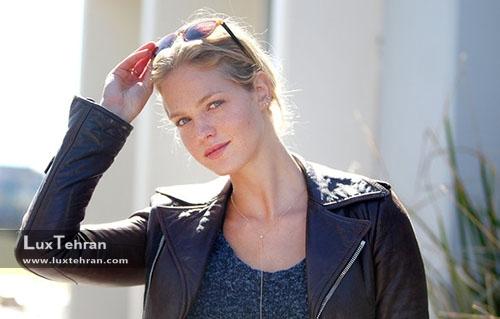 ارین هیثرتون (Erin Heatherton) زیبایی صورت بدون آرایش