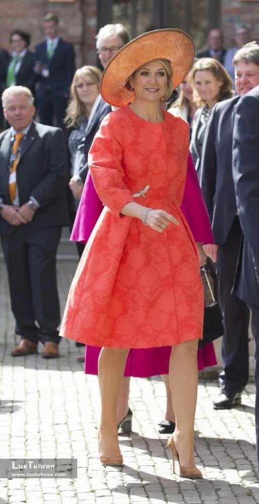 ملکه ماکسیما : ملکه شیک پوش هلند Queen Maxima   تصاویری از ملکه ماکسیما