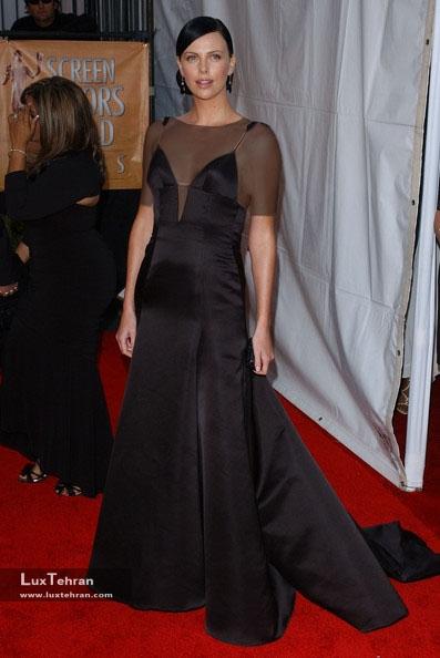 شارلیز ترون جایزه انجمن بازیگران فیلم 2005