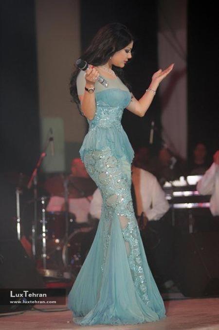 ستاره زیبای لبنانی