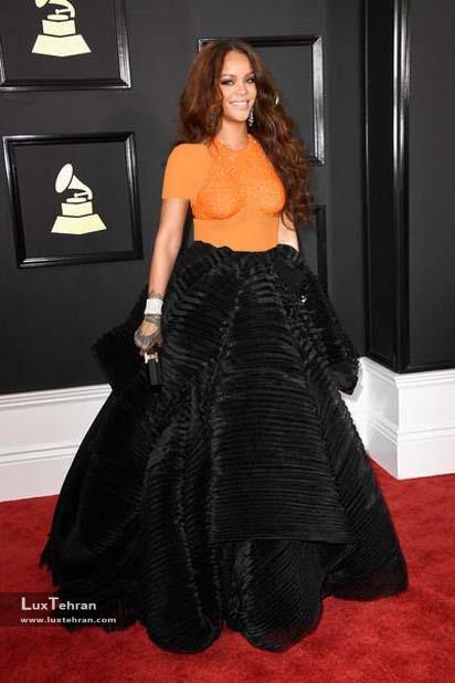 عکس ریحانا Rihanna   لوکس تهران