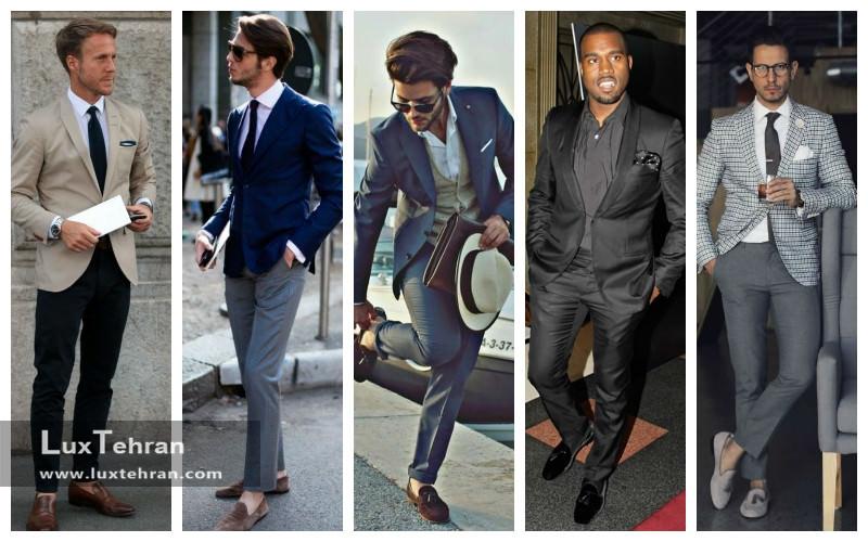 کفش کالج مردانه را با چه لباس هایی بپوشیم ؟