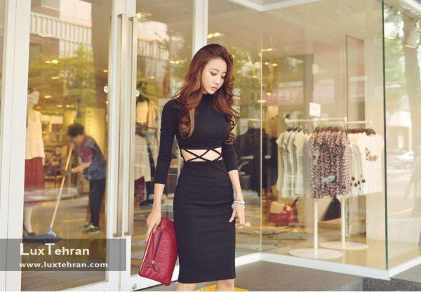 زنان شیک پوش از خرید کردن لذت می برند