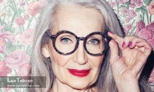زنان مسن اینستاگرام فشن بلاگر
