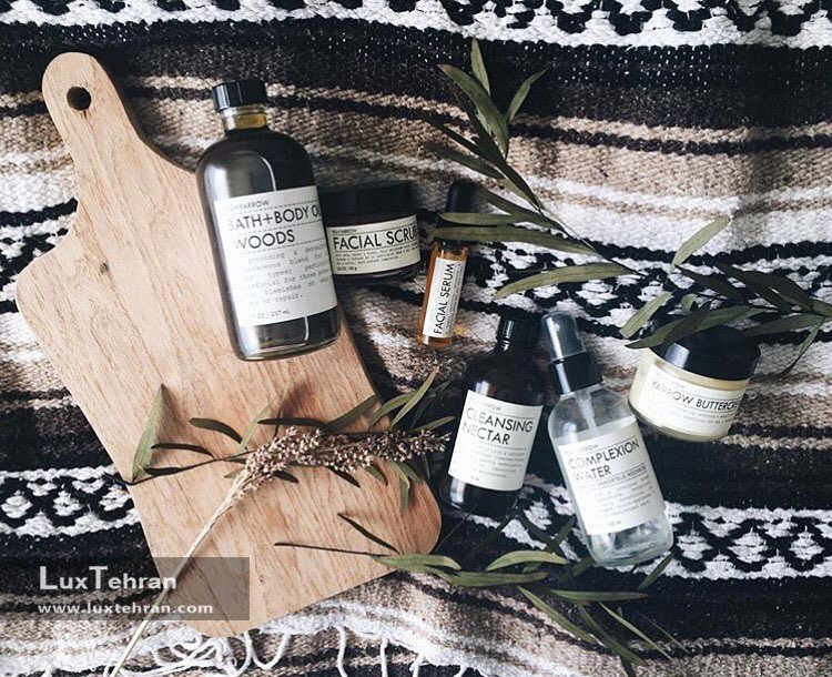 معرفی 7 برند لوکس از لوازم آرایشی ارگانیک / مارک لوازم آرایش ارگانیک / قیمت لوازم آرایش
