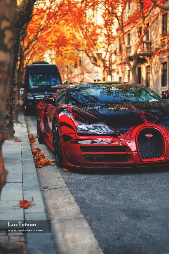 همه چیز درباره بوگاتی ؛ گرانترین خودروی لاکچری دنیا / BugattiVeyron شش میلیاری در تهران