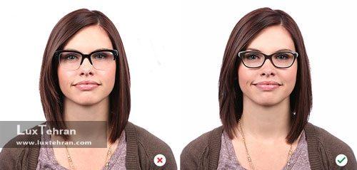 چگونه عینک آفتابی مناسب با فرم صورت انتخاب کنیم ؟ عینک آفتابی اورجینال / مدلهای فرم صورت
