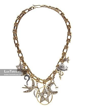 زیورآلات و جواهرات زنانه برند « مارک جیکوبز » ؛ زیبایی در عین سادگی
