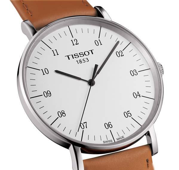 ساعت مچی مارک دار ؛ تیسوت