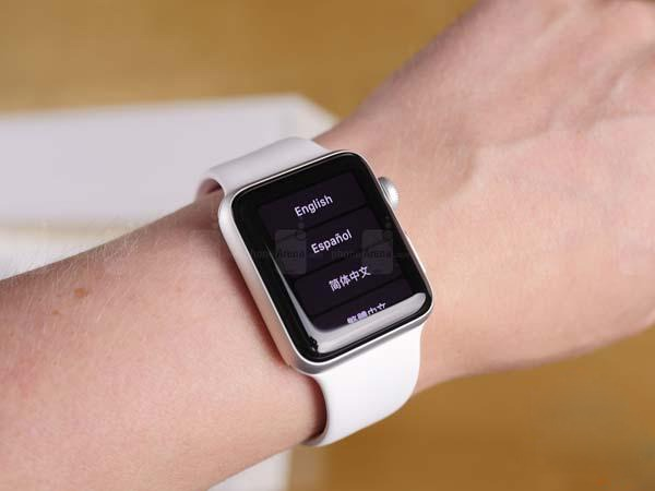 ساعت مچی هوشمند اپل