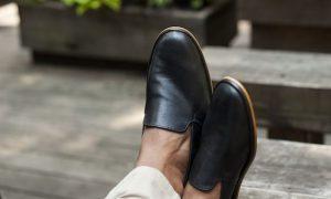 چگونه کفش لوفر چرم را با لباس هایمان ست کنیم ؟ / چی بپوشیم : انواع مختلف کفش مردانه لوفر