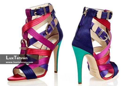کفش های برند : مشهورترین برند های کفش را از ما بخواهید ! / عجیب ترین برند های کفش پاشنه بلند