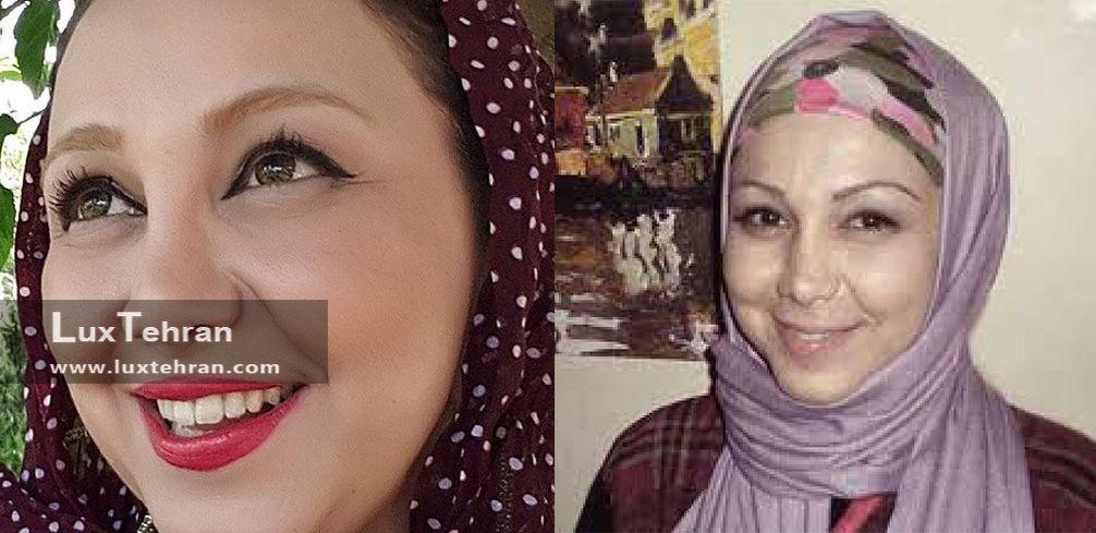 عکس بدون آرایش هنرپیشه های زن ایرانی ؛بهنوش بختیاری