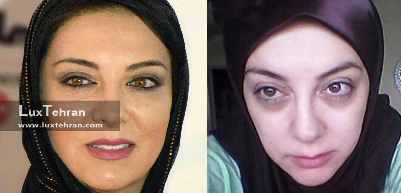 عکس بدون آرایش بازیگر ایرانی ؛حمیرا ریاضی