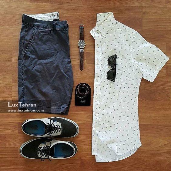 نکاتی برای داشتن بهترین استایل مردانه در تابستان | پیشنهاد ست لباس مردانه تابستانه