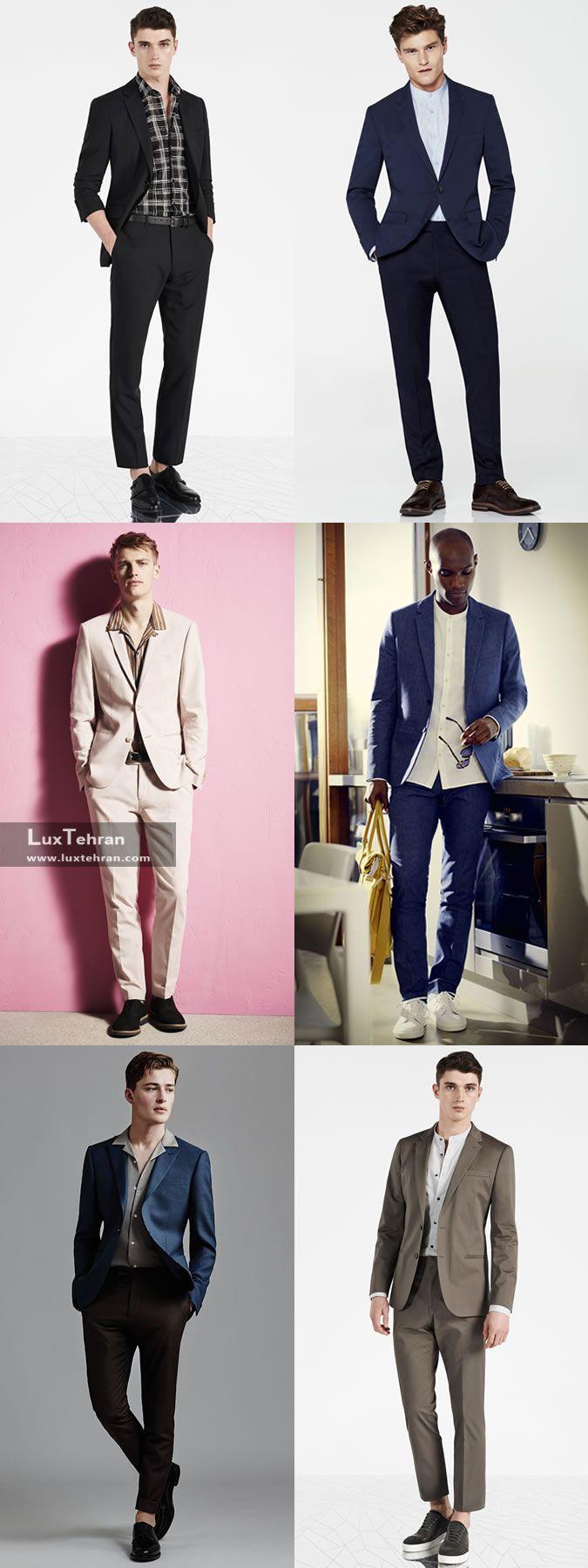 پیشنهاد ست لباس مردانه تابستانه